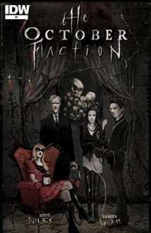 The October Faction #1 - Steve Niles,Damien Worm