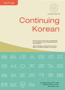 Continuing Korean: (Audio CD Included) - Ross King, Jaehoon Yeon