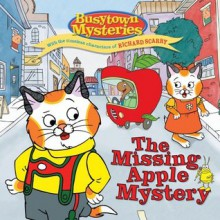 The Missing Apple Mystery - Ellie Seiss