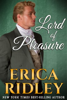 Lord of Pleasure - Erica Ridley