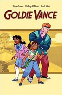 Goldie Vance Vol. 1 - Hope Larson,Brittney Williams