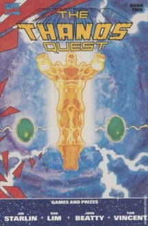The Thanos Quest: Book Two - Jim Starlin