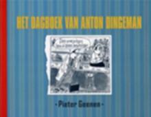Het Dagboek van Anton Dingeman - Pieter Geenen