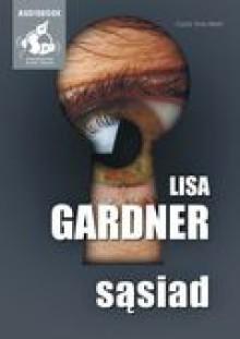 Sąsiad (audiobook CD) - Gardner Lisa