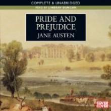 Pride And Prejudice - Lindsay Duncan, Jane Austen