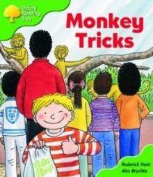 Monkey Tricks - Roderick Hunt, Alex Brychta