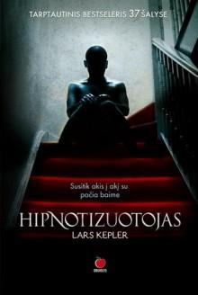 Hipnotizuotojas - Lars Kepler, Virginija Jurgaitytė
