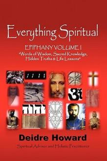 Epiphany - Deidre Howard
