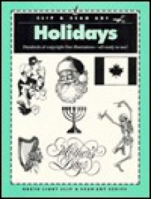 Holidays: Hundreds of Copyright-Free Illustrations : All Ready to Use! - North Light Books