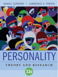 Personality: Theory and Research - Cervone, Lawrence Pervin