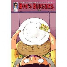BOB'S BURGERS #1 Second Printing Variant Cover!!! - Rachel Hastings, Mike Olsen, Justin Hook, Jeff Drake