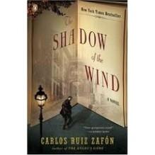 The Shadow of the Wind - Carlos Ruiz Zafón, Lucia Graves