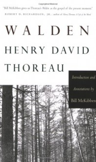 Walden: Introduction and Annotations by Bill McKibben (Concord Library) - Henry David Thoreau, Bill McKibben