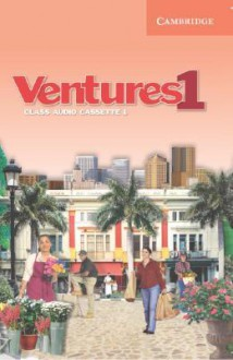 Ventures 1 Class Audio Cassettes - K. Lynn Savage, Gretchen Bitterlin
