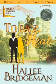 Topaz Heat (The Jewel Trilogy #3) - Hallee Bridgeman