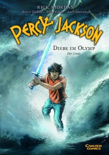 Percy Jackson - Diebe im Olymp (Comic) - Robert Venditti,Rick Riordan,Attila Futaki