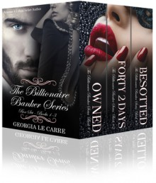 The Billionaire Banker Series: Box Set #1-3 - Georgia Le Carre