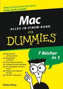 Mac für Dummies - Wallace Wang, Claus-Jurgen Kocka