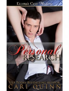 Personal Research - Cari Quinn