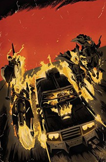 Ghost Racers (Secret Wars: Battleworld: Ghost Racers) - Felipe Smith, Juan Gedeon