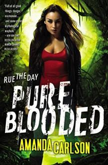 Pure Blooded - Amanda Carlson