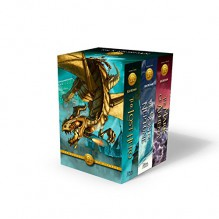 The Heroes of Olympus Paperback 3-Book Boxed Set - Rick Riordan