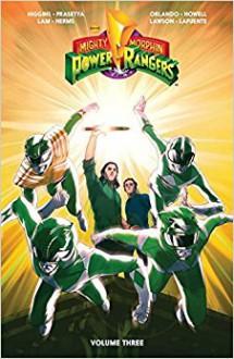 Mighty Morphin Power Rangers Vol. 3 - Kyle Higgins, Steve Orlando, Hendry Prasetya, Corin Howell