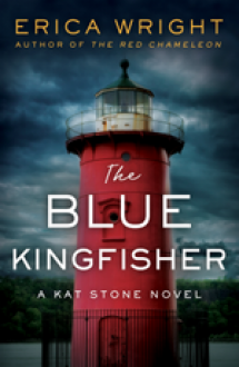 The Blue Kingfisher - Erica Wright