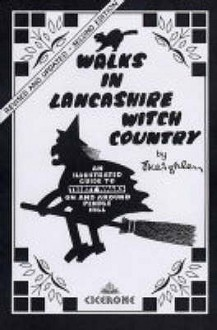Walks In Lancashire Witch Country (Jack Keighley's Northern England S.) - J. Keighley