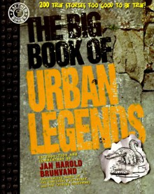 The Big Book of Urban Legends - Robert Fleming, Robert F. Boyd Jr.