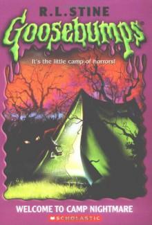 Welcome to Camp Nightmare - R.L. Stine