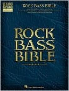 Rock Bass Bible - Hal Leonard Publishing Company