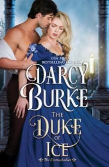 The Duke of Ice - Darcy Burke