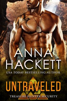 Untraveled - Anna Hackett