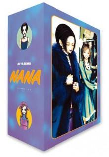 Nana, coffret volumes 1 à 7 - Ai Yazawa