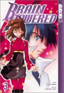 Brain Powered, Book 3 - Yoshiyuki Tomino, Aya Matsunaga, Ross Richie, Yukiru Sugisaki