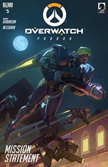 Overwatch #5 - Andrew Robinson, Nesskain