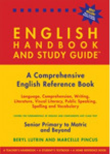 English Handbook and Study Guide: A Comprehensive English Reference Book - Beryl Lutrin
