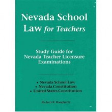 Nevada School Law for teachers - Richard F. Daugherty
