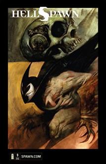 Hellspawn #9 - Ashley Wood,Steve Niles