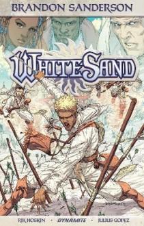Brandon Sanderson's White Sand Volume 1 - Brandon Sanderson,Rik Hoskin