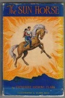 The Sun Horse - Catherine Anthony Clark