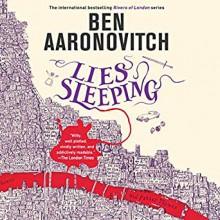 Lies Sleeping (Rivers of London #7) - Kobna Holdbrook-Smith,Ben Aaronovitch