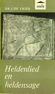 Heldenlied en Heldensage (Aula 25) - Jan de Vries