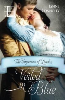 Veiled in Blue - Lynne Connolly