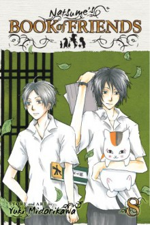 Natsume's Book of Friends, Vol. 8 - Lillian Olsen,Yuki Midorikawa