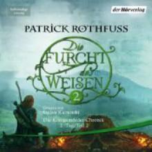 Die Furcht des Weisen 2.2 - Patrick Rothfuss