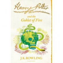Harry Potter and the Goblet of Fire (Harry Potter, #4) - J.K. Rowling
