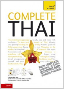 Complete Thai: Teach Yourself (Book/CD Pack) - David Smyth