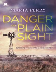 Danger in Plain Sight - Marta Perry